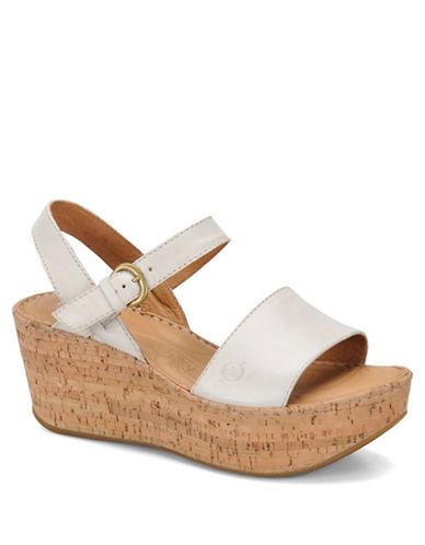 BORNMaldives Sandal Wedges