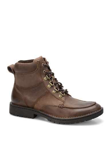 BORN SHOE Reeves Leather Boots