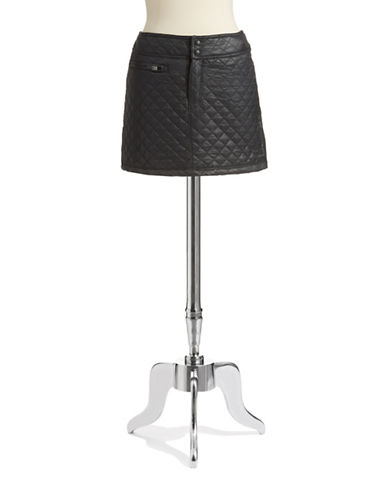 CALVIN KLEIN PERFORMANCE Quilted Pencil Skirt