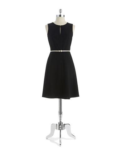 Shop Calvin Klein online and buy Calvin Klein A Line Dress dress online