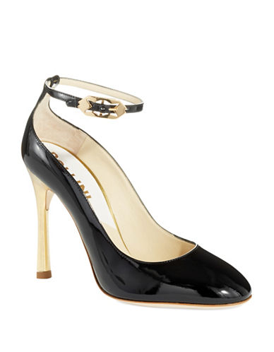 POLLINIBuckle Accented Pumps