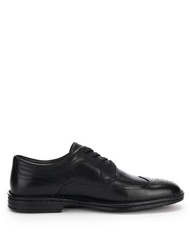 ROCKPORTRocSport Leather Wingtip Oxfords