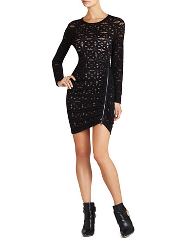 BCBGMAXAZRIA Alesandra Lace Dress