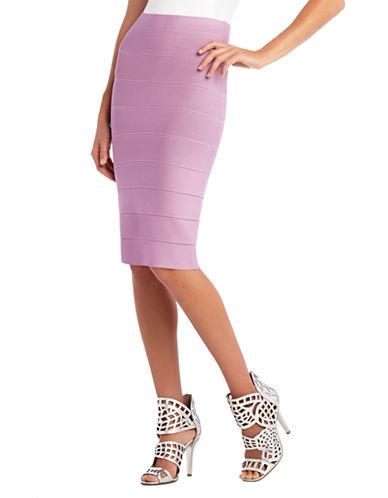 BCBGMAXAZRIALeger High Waist Power Skirt