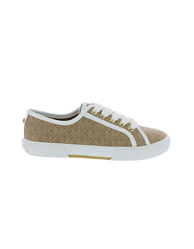 michael kors female ima boran laceup sneakers