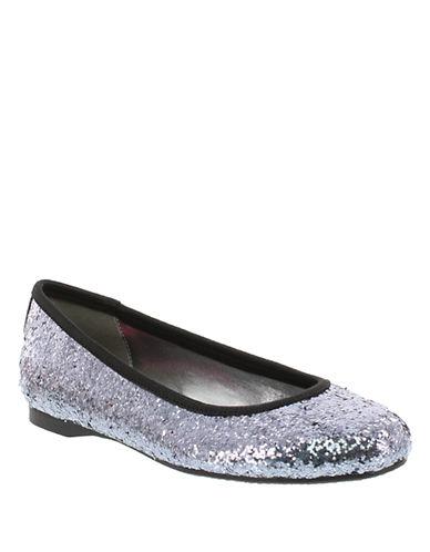 ISAAC MIZRAHI NEW YORKMaria Glitter Flats