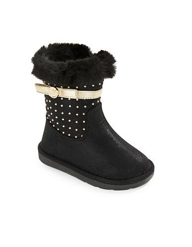 MICHAEL KORSGrace Faux Fur-Trimmed Boots