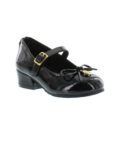 michael kors female 188971 ella patent leather shoes