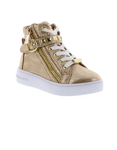 michael kors female 220183 ivy rory hightop sneakers