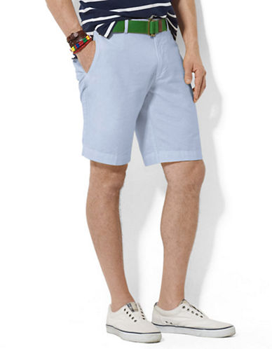 POLO RALPH LAUREN Oxford Clubhouse Shorts