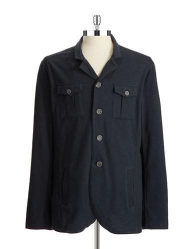 JOHN VARVATOS U.S.A.Button-Down Jacket
