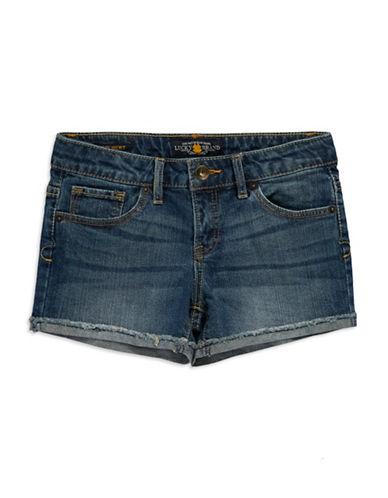LUCKY BRANDGirls 7-16 Denim Shorts