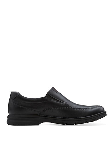 CLARKSSenner Lane Leather Loafers