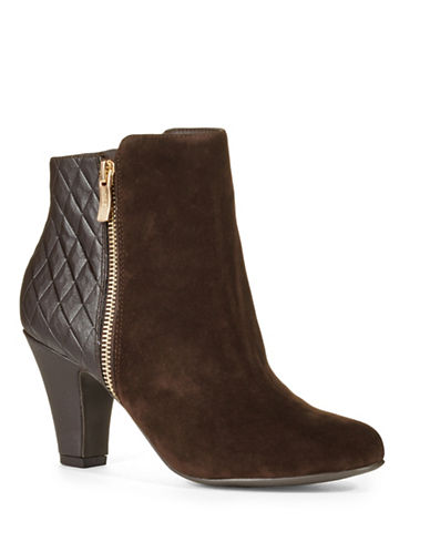 BCBGENERATIONDawn Contrast Ankle Boots