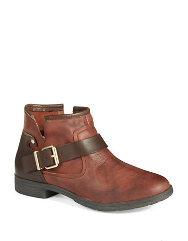 BCBGENERATIONRough Ankle Boot