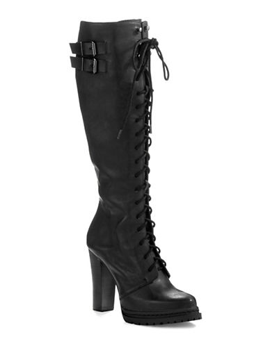 BCBGENERATION March Lace Up Boots
