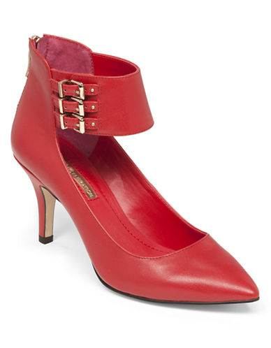 BCBGENERATION Opera Ankle-Strap Pumps
