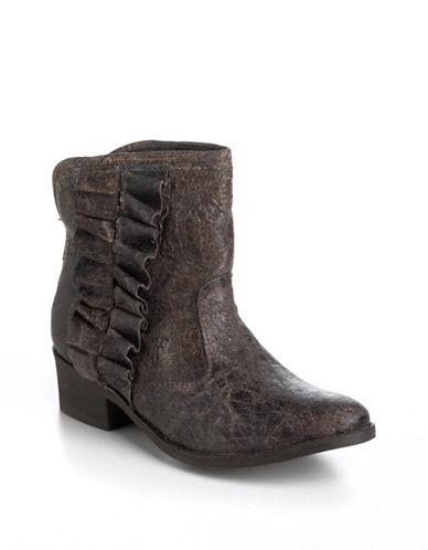 BETSEY JOHNSONSealia Leather Boots