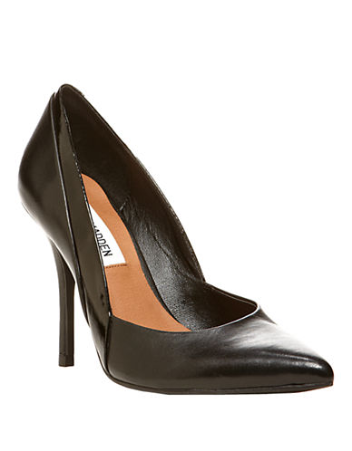 STEVE MADDENClydee Leather Pumps