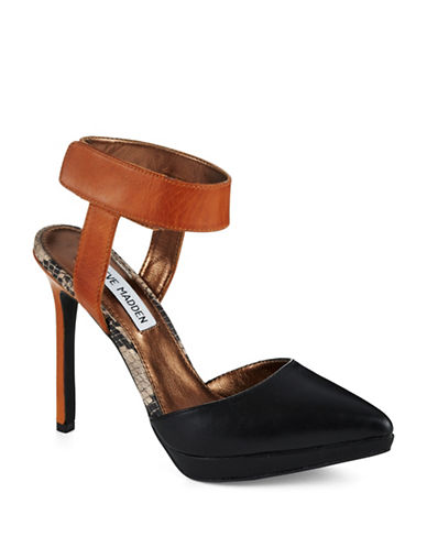 STEVE MADDENMagie Leather Heels