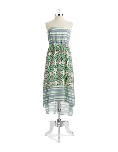 COLLECTIVE CONCEPTSPrint Maxi Dress