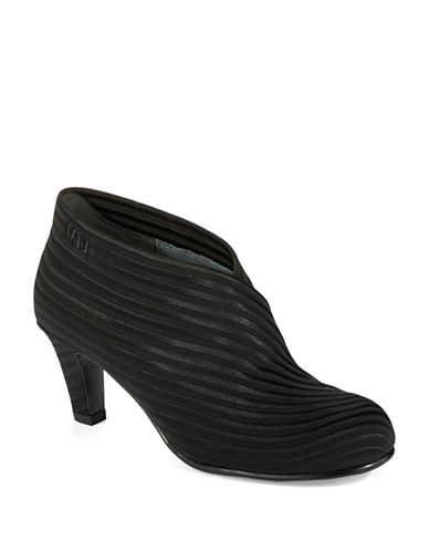 UNITED NUDE Fold Mid Booties