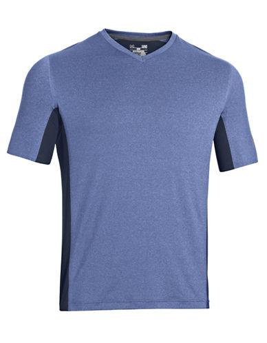 UNDER ARMOURStation V-Neck T-Shirt