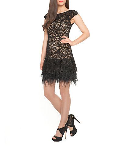 Debbie Shuchat Drop Waist Dress