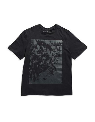 BUFFALO DAVID BITTONBoys 8-20 Embossed T Shirt