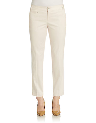 LORD & TAYLOR Kelly Cropped Ankle Pant