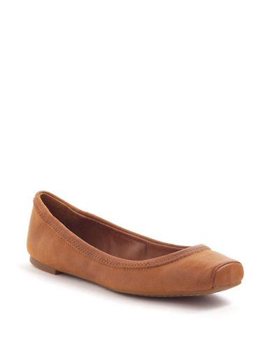 LUCKY BRANDSantana Leather Ballet Flats