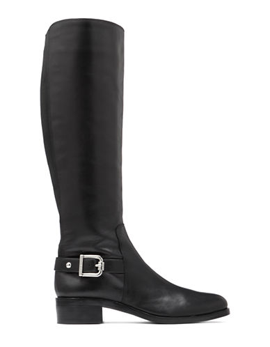 Vince Camuto Volero Leather Knee-High Boots