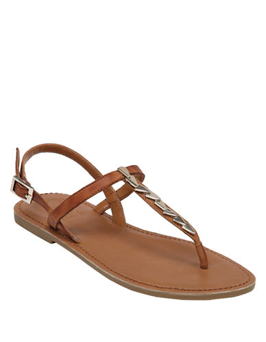 VINCE CAMUTO Illison Leather Sandals