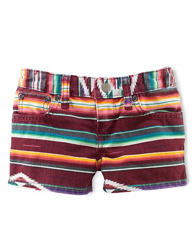 RALPH LAUREN CHILDRENSWEARGirls 2-6x Denim Shorts
