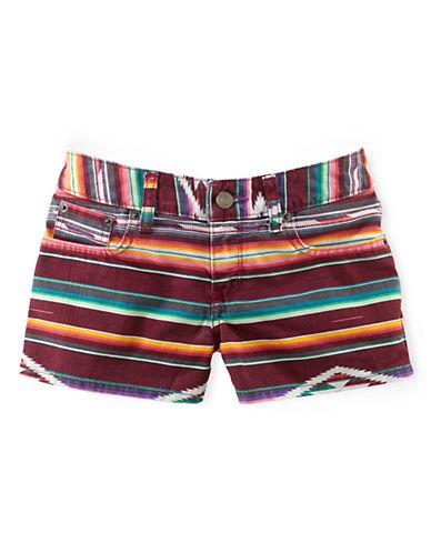 RALPH LAUREN CHILDRENSWEARGirls 7-16 Denim Shorts