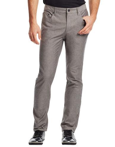 KENNETH COLE NEW YORKSlim Straight Leg Pants