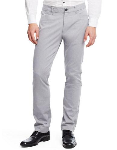 KENNETH COLE NEW YORKSlim Fit Modern L-Pocket Pants