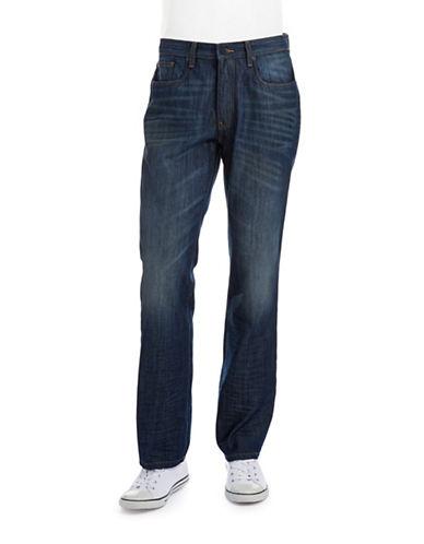 KENNETH COLE NEW YORKStraight Leg Jeans