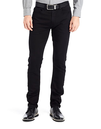 KENNETH COLE NEW YORK Slim Fit Knit Sport Jeans