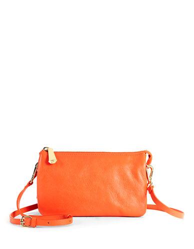 Kenneth Cole New York Alton Leather Crossbody Bag
