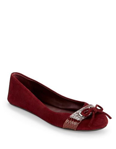 Buy Truth Time Suede Flats by Kenneth Cole Reaction online
