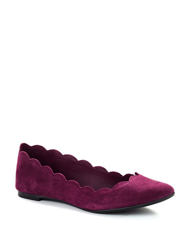 MIAAbie Suede Flats