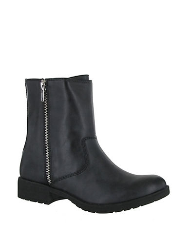 Shop Mia online and buy Mia Iva Faux Leather Boots shoes online