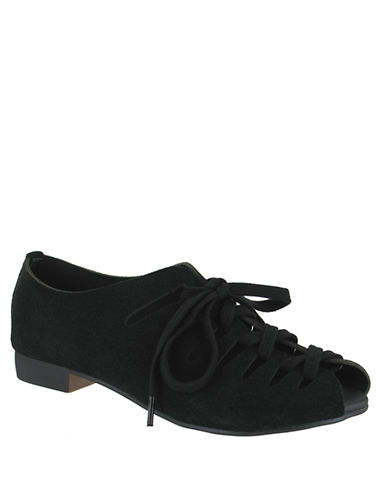 MIAOre Suede Flats