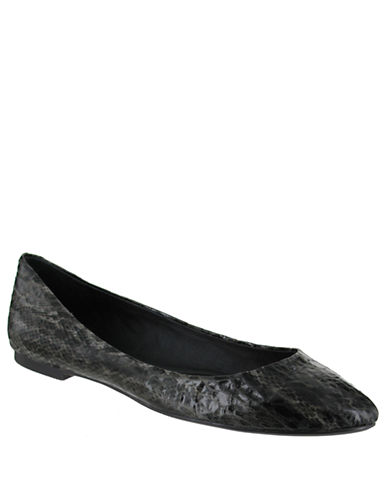 MIA Amanda Faux Leather Flats
