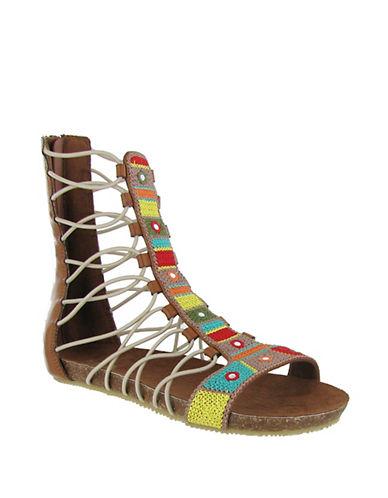 MIABollywood Gladiator Sandals