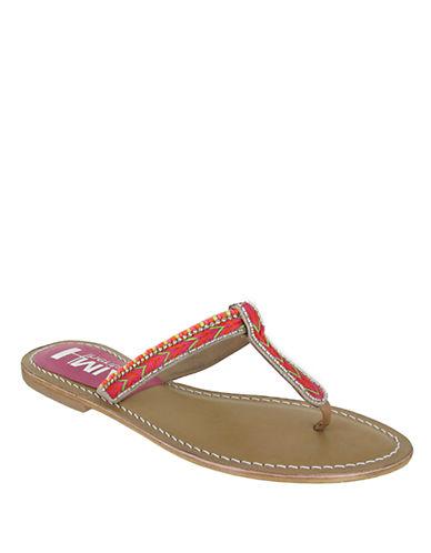 MIAFiji Beaded Sandals