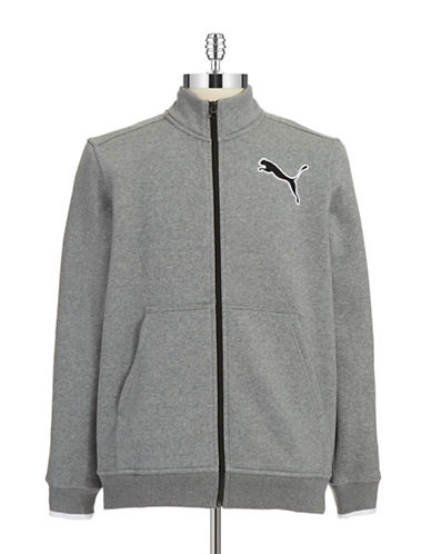 PUMA Fleece Track Jacket