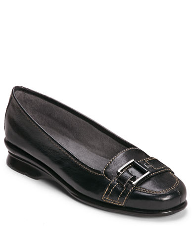 AEROSOLES Juneberry Leather Flats