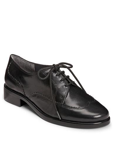 AEROSOLESAccomplishment Leather Oxfords